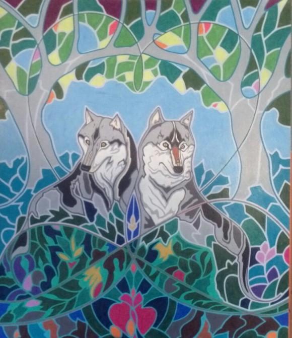 Spring Wolves