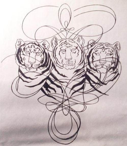 Tigers of Tranquility