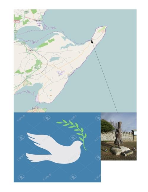 Pictish Dove