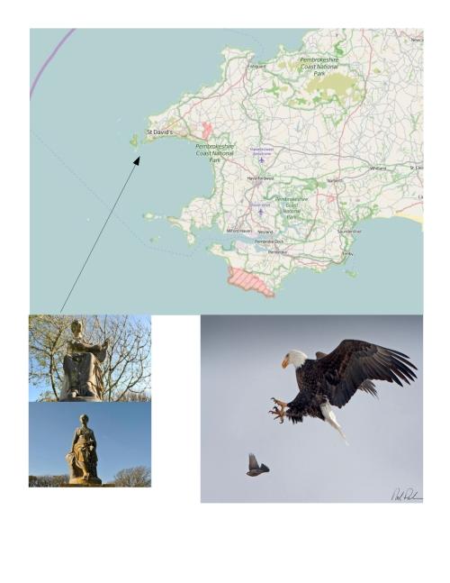 Wales Eagle