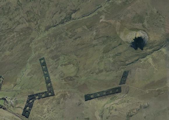 Portal Approach Markers Scotland 3