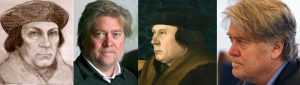 Steve Bannon is Thomas Cromwell