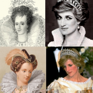 Princess Diana was Queen Elizabeth I