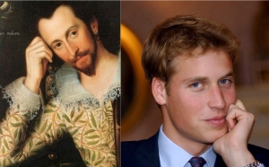 Prince William is King James VI and I