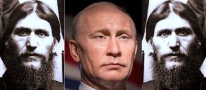 Vladimir Putin is Grigori Rasputin