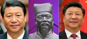 Xi Jinping is Shen Kuo