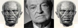 George Soros is Emperor Diocletian
